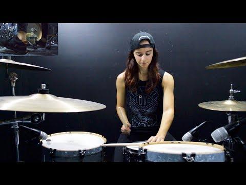 1-800-273-8255 Drum Cover - Logic, Alessia Cara, Khalid - Our Last Night Version