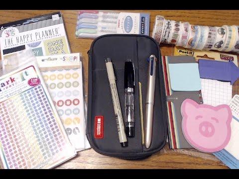 Ultimate Favorite Planner Supplies of 2015