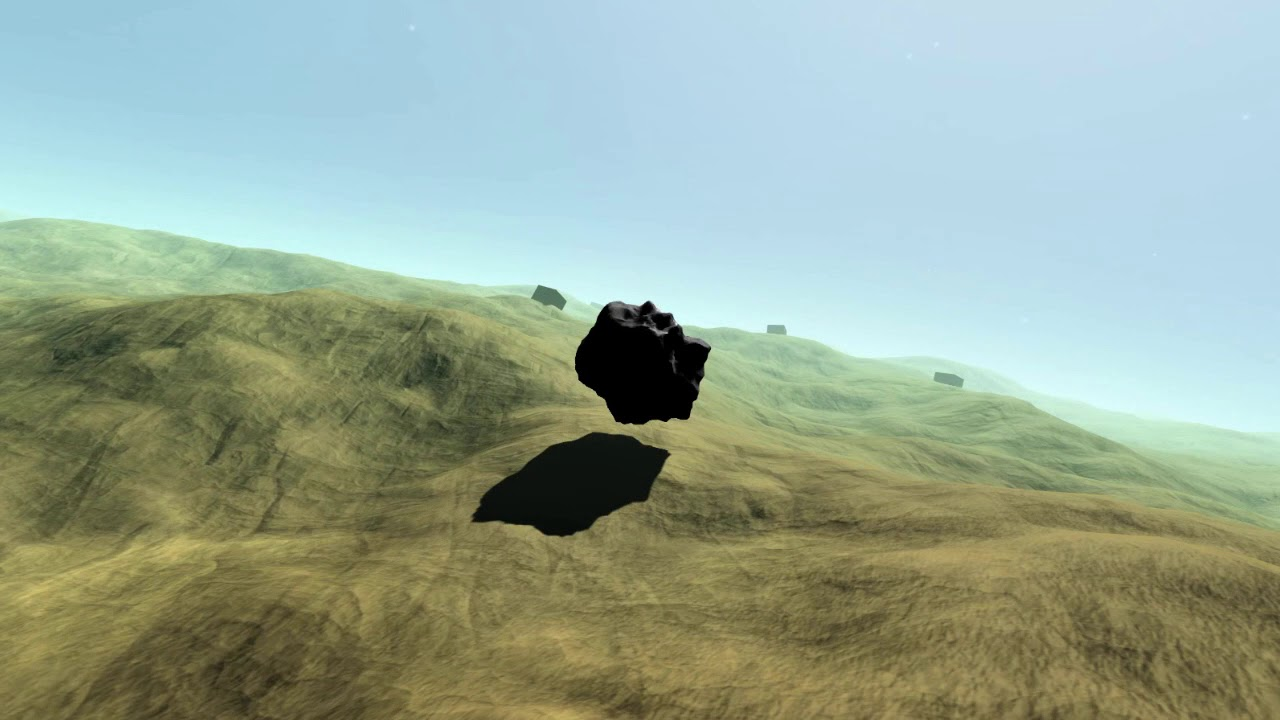 Planet LOD Work In progress - Unity 3D - Space Graphics Toolkit