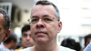 US sanctions Turkish government ministers over jailed pastor Andrew Brunson