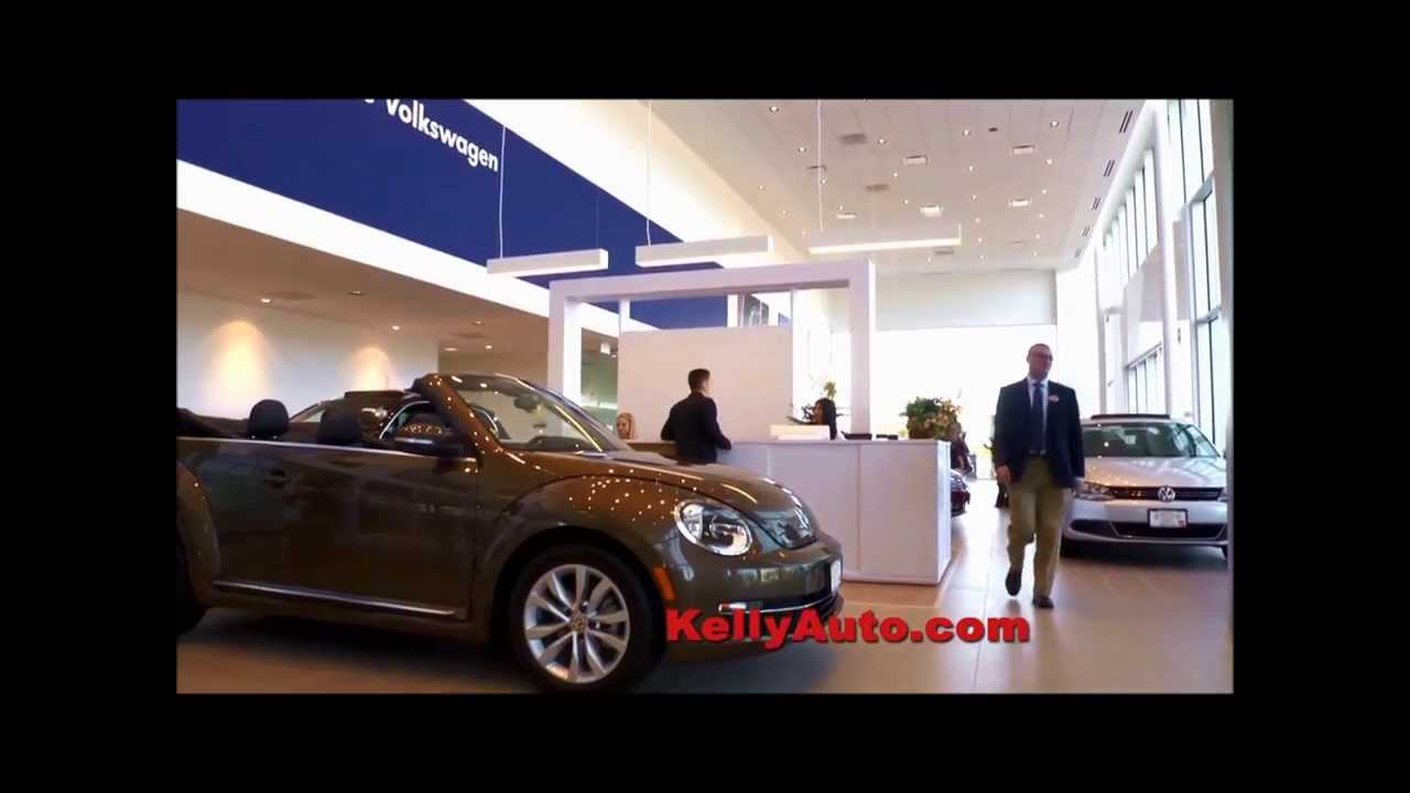 New VW and Used Car Dealer in Danvers | Kelly Volkswagen