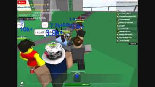 Trolling on ROBLOX like my Idol KYR SP33DY! (IF YOU SEE THIS U ROCK SP33DY!)