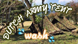dutch army tent