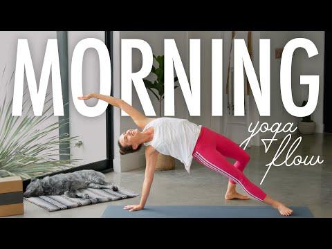 Morning Yoga Flow  |  Yoga With Adriene