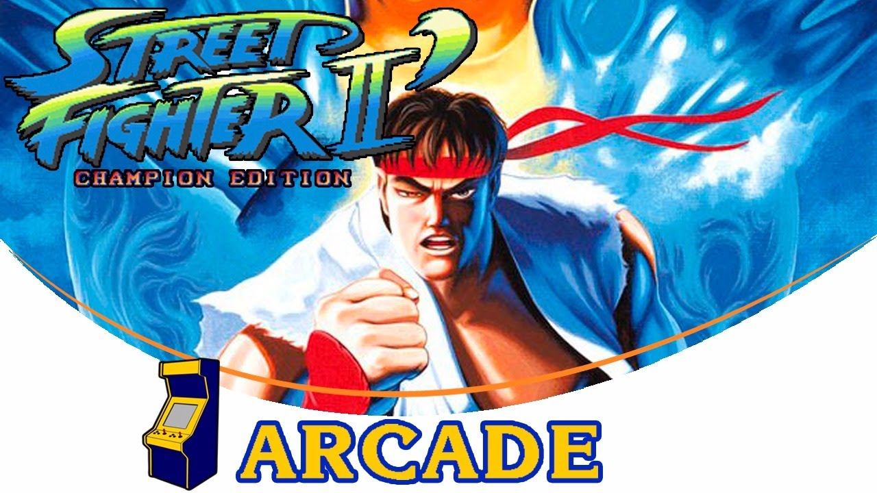 Street Fighter Ii Champion Edition Arcade Youtube