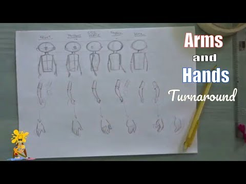 how-to-draw-cartoon-arms-and-hands-turnaround-|-rinkuart
