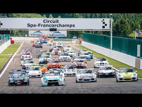 Supercar Challenge 2017 - Round 3 Spa Francorchamps (English)