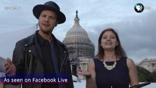 A Capitol Fourth 2016 Facebook Live with Gavin DeGraw