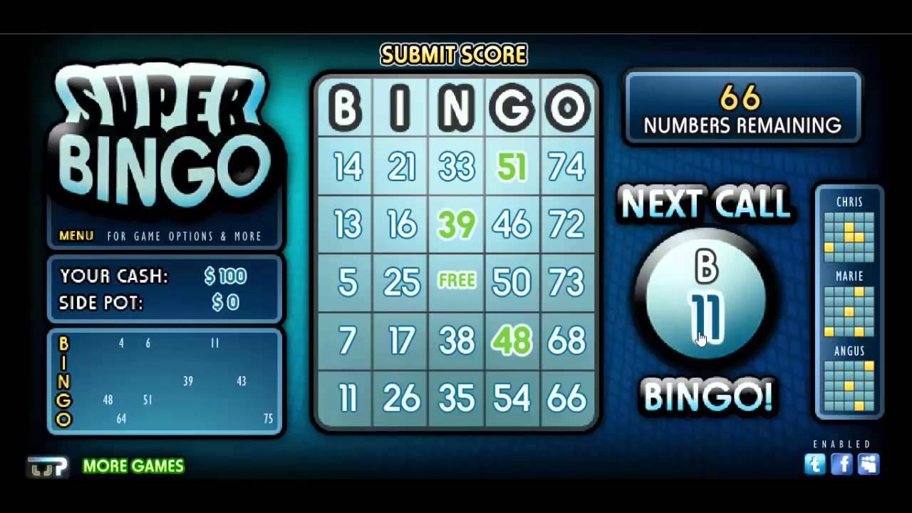 jeux de loto bingo gratuit