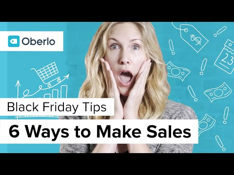 Black Friday Tips: 6 Ways to Make Sales (2018) Mp3
