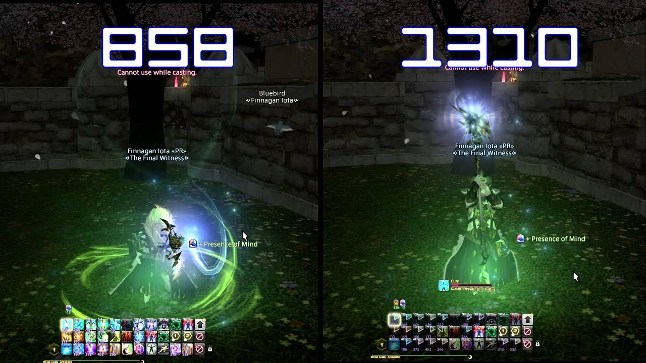 Ff14 Fastest Skill Speed