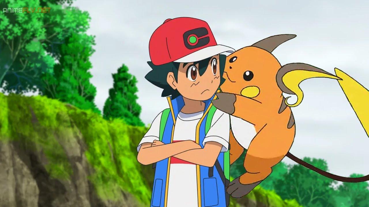 El Pikachu de Ash Evoluciona!? Capitulo 35.