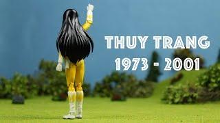 Thuy Trang Tribute - Power Ranger's Trini Stop Motion using SH Figures