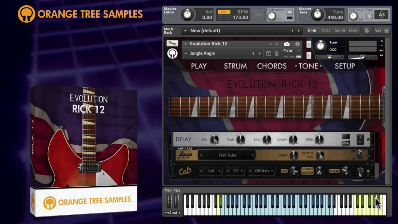 Bass Bundles - Orange Tree Samples