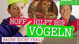 Rolf wurstet & Freiheit für Straußenbabys - Bauer sucht Frau (8) RTL