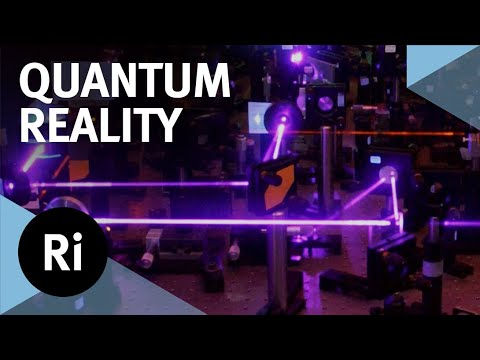 What's the Real Meaning of Quantum Mechanics? - with Jim Baggott