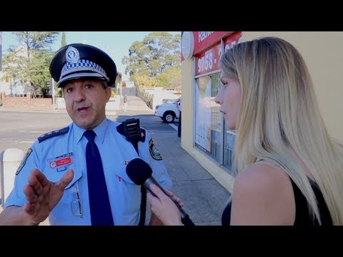 Thrown Out Of Sydney No Go Zone