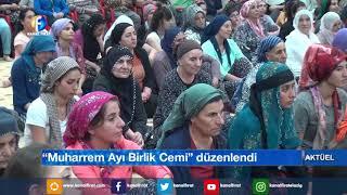 Aktüel Muharrem Ayı Dolaysı İle Birlik Cemi Düzenlendi 13 09 2019