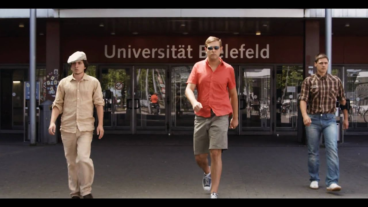 Die Bielefeld Verschwörung Offizieller Trailer Youtube