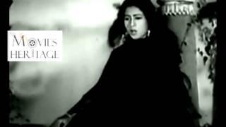 Mushkil Hai Bachut Mushkil - Lata Mangeshkar HIT SONG - Mahal [1949]