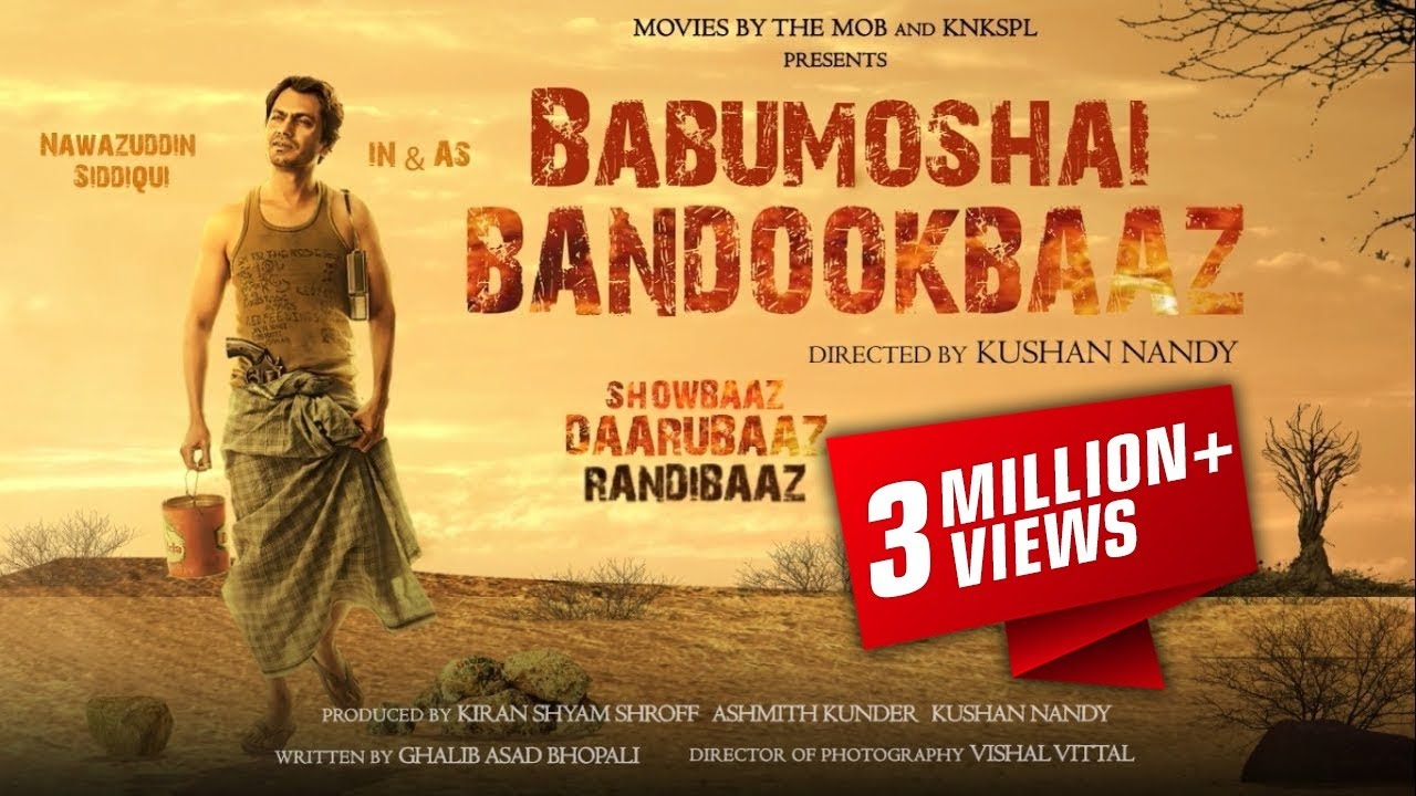 Download Babumoshai Bandookbaaz (बाबुमोशाय बंदूकबाज) 25 August 2017 - Full Promotion Video