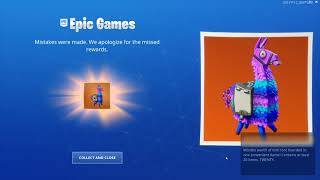 "Fortnite: Gifts/ nBKg gets a *FREE* ""Troll Loot Llama"" in ""Save The World"" 