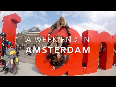 A Weekend In Amsterdam | Netherlands