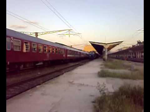 R383 Bucuresti N Giurgiu Ruse Sofia Bg Fast Train R383