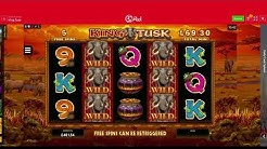 King Tusk Online Slot Review - 32Red Casino