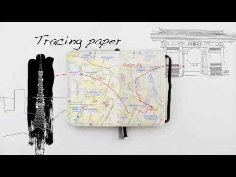 Tokyo City Notebook