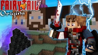 PRESENTS FROM EVIL WIZARDS? - Minecraft FAIRY TAIL ORIGINS #22 (Modded Minecraft Roleplay)