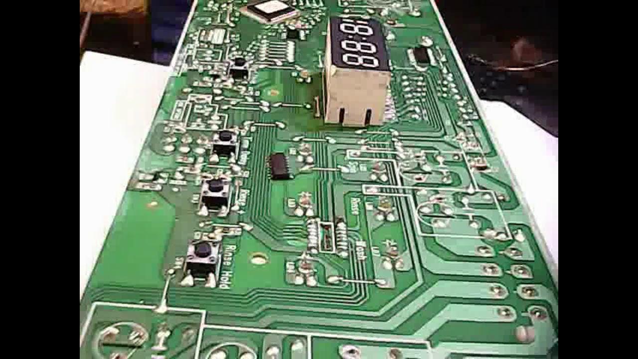 Machine A Laver Condor Cwd1008 F5w3 Youtube