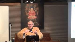 中道佛學會 解深密經講釋 第一講 (2014-12-05)