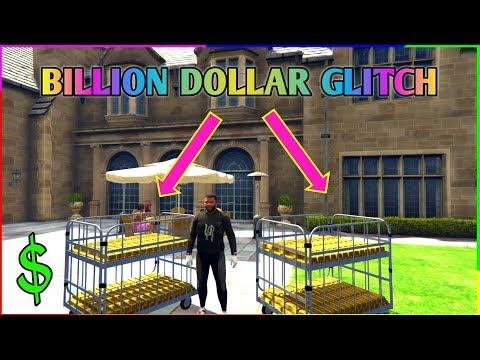 Gta 5 BILLIONAIRE MONEY GLITCH ( BILLIONS UNDER 5 MINUTES )