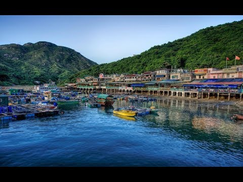 I Love Hong Kong (Part 3) Lamma Island - The Best of The Outlying Islands