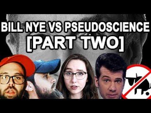 Bill Nye VS Pseudoscience (Part Two!) | Measured Response