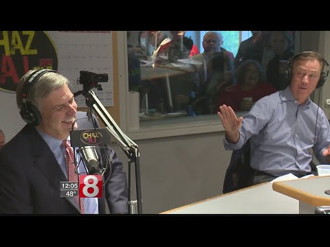 Gubernatorial candidates Ned Lamont and Bob Stefanowski met for the final time on WPLR-FM radio on Monday, Nov. 5, just ahead of Election Day.