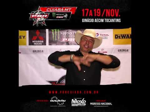 Convite Adriano Moraes - Monster Energy PBR Cuiabá