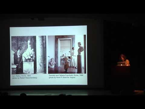 Lecture: Cy Twombly's Things