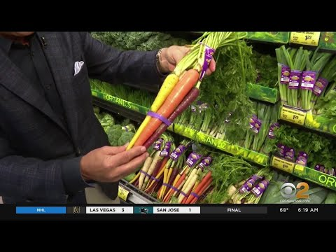Tip Of The Day: Rainbow Carrots