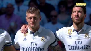 Реал Мадрид - Атлетико (9 апреля 2017)