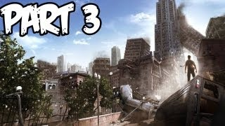 I Am Alive Gameplay Walkthrough Part 3 HD (XBLA/Xbox 360/PS3/PSN Commentary)