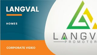 Infographic Corporate Video done for Langval homes from East Media