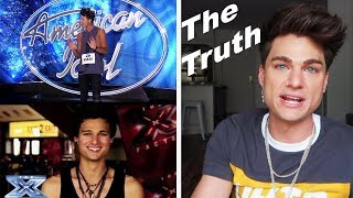 Video EXPOSING AMERICAN IDOL & XFACTOR! *I WAS A CONTESTANT* download MP3, 3GP, MP4, WEBM, AVI, FLV Maret 2018