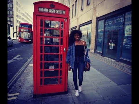 London Vacation Vlog 2017 // Europe Trip