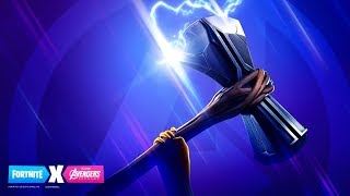 SECOND TEASER FORTNITE X AVENGERS ENDGAME RELEASED FROM EPIC GAMES ! FORTNITE REAL ITA BATTLE