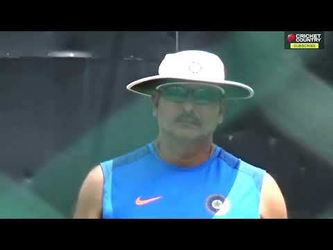 Team India practice ahead of the first ODI of the five-match series vs Sri Lanka
