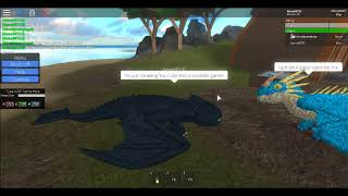 How To Train Your Dragon / Roblox / Learning To Fly!!!!