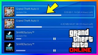 Rockstar Games Have NEVER Done This Before In GTA 5 Online...