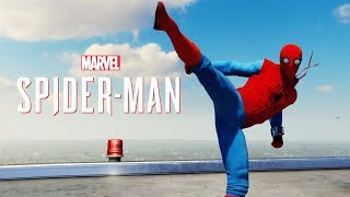 Spider-Man PS4 New Characters That Will Surprise Us In DLC, Suits Teased & Suit Switch For Sequel?
